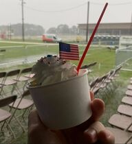 Ice Cream at July 4th