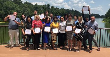Leadership Lake City Graduates